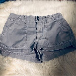 Cute Abercrombie and Fitch shorts! Size 6